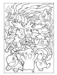 Pin Van Barbara Op Coloring Pokemon Kleurplaten Kleurboek En