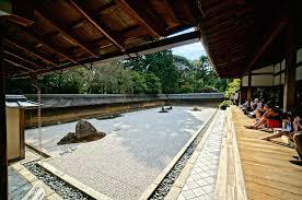 ryōanji peaceful dragon temple