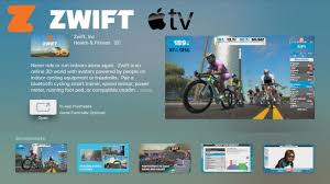 Swift Zwift NEWS FLASH: Apple TV Version Now Available - YouTube