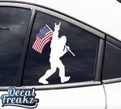Sasquatch Rock On Diesel Freak