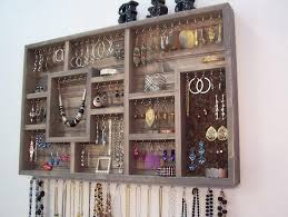 jewelry organizer diy home design ideas