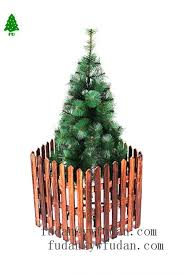 The Original Wooden Fence Of The Christmas Tree Fence The Decoration Of The Decorations High 50cm 160cm Yiwu Complex Christmas Arts Crafts Co Ltd
