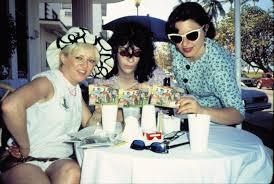 Wendy Wild, Joey Ramone, Miss April | Breakfast with Joey, N… | Flickr