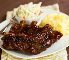 slow cooker bbq ribs recipe
