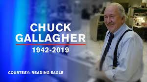 Memorial service set for Chuck Gallagher, late Eagle editor ...