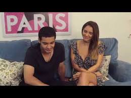 Katharine McPhee and Elyes Gabel Facebook Live | May 8 2017 - YouTube