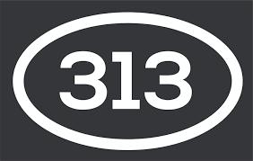Amazon Com 313 Area Code Sticker Michigan Detroit Allen Park Dearborn City Pride Vinyl Decal Sticker Car Waterproof Car Decal Bumper Sticker 5 Kitchen Dining