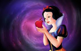 snow white wallpaper ktrdecor