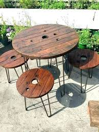 garden table and chairs large cover