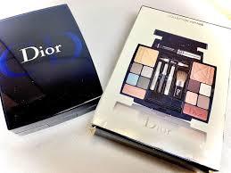 ヤフオク dior makeup palette ディオール