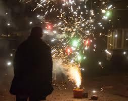 Vuurwerkverbod tijdens jaarwisseling