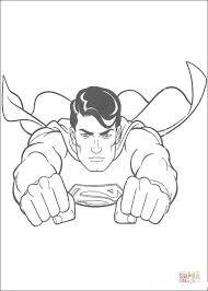 Superman Komt Terug Kleurplaat Gratis Kleurplaten Printen