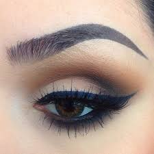 steps for quick and simple eye makeup