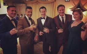 The Swing Tones present A Rat Pack Holiday Tribute by Aaron Jacobs  Productions in Granada Hills, CA - Alignable
