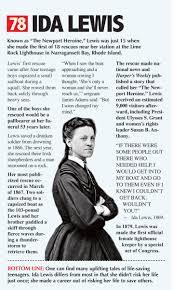 Ida Lewis: Life-saver | BEST TEENAGERS EVER