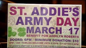 "Hundreds gather to join ""Addie's Army"" 