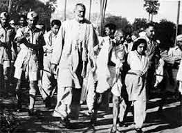 Gandhi- Leader of Indian Independence Movement