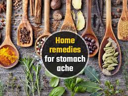 home remes for an upset stomach
