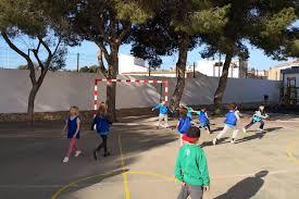 Niños jugando en el patio - Jávea.com | Xàbia.com