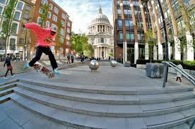 where to skateboard in london londonist