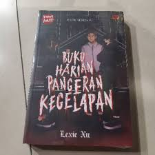 novel buku harian pangeran kegelapan dark series lexie xu