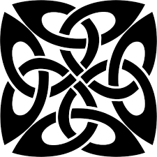 Celtic Knot Symbol Vinyl Decal Sticker 1 Marquesan Tattoos Celtic Symbols Celtic