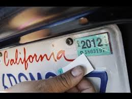 Jail For A Fake Registration Sticker Vehicle Code 4463 Vc Youtube