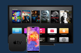 how to mirror android to apple tv