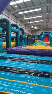 We have an inflatable!! - Jumpin Fun Inflatable Park Salisbury
