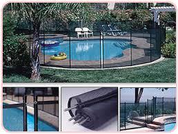 Removable Inground Pool Safety Fence Installation Intheswim Pool Blog
