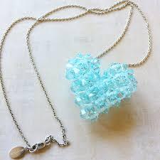 light azore swarovski large crystal