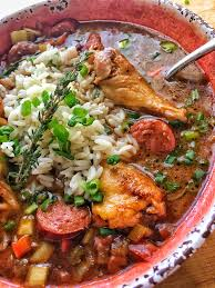 Chicken and Sausage Gumbo - Kenneth Temple
