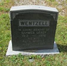 Ruth Myrtle Wagner Wentzell (1920-2007) - Find A Grave Memorial