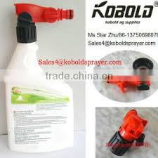 garden hose end spray water plastic