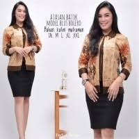 Model baju batik atasan wanita terbaik. Daftar Harga Model Baju Batik Atasan Bulan November 2020