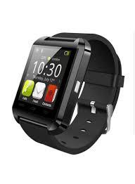 Shop Q18 Smartwatch Black online in Dubai, Abu Dhabi and all UAE