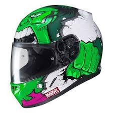 Hjc Cl 17 Hulk Helmet Lg 20 40 00 Off Revzilla