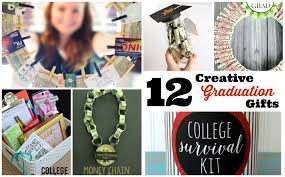 12 creative graduation gifts that are