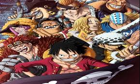 worst generation of the one piece
