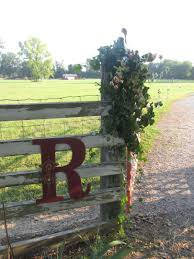 Gate Decoration For The Driveway To Our Farm Farm Entrance Farm Gate Driveway Entrance