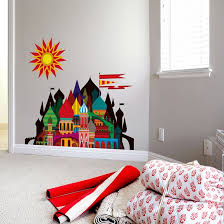 Imaginary Castle Small Set Of 3 Wall Decals Baby Decor Kids Room