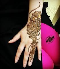 Eid Modern Simple Mehndi Design 2020
