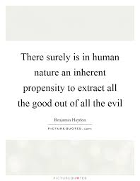 human nature evil quotes sayings human nature evil picture quotes