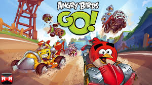 Angry Birds Go! - iOS - iPhone/iPad/iPod Touch Gameplay - YouTube