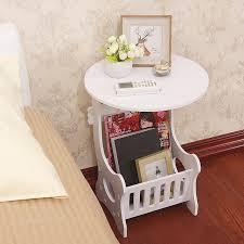 mini plastic round coffee tea table