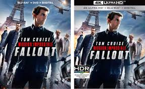 Mission: Impossible – Fallout' Blu-ray & Digital Release Date ...