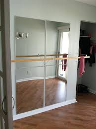 wall mounted ballet barre quad