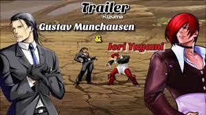 Trailer] Gustav Munchausen & Iori Yagami - Bleach VS Naruto MUGEN ...