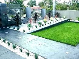 front yard landscaping ideas low