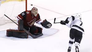 Arizona Coyotes: Adin Hill, Coyotes hold on to beat Kings in shootout
